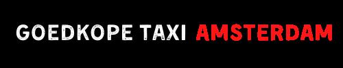 Logo Goedkope Taxi Amsterdam